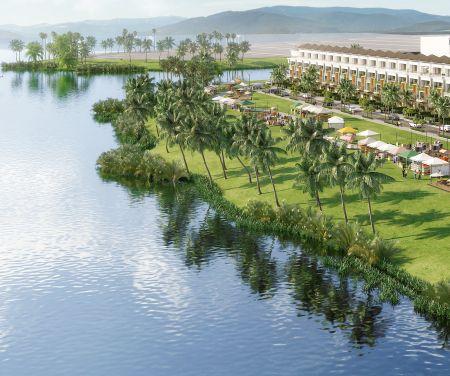 Nam Hoà Xuân – Đảo Thiên Đường cho chủ nhân đam mê phong cách sống xanh